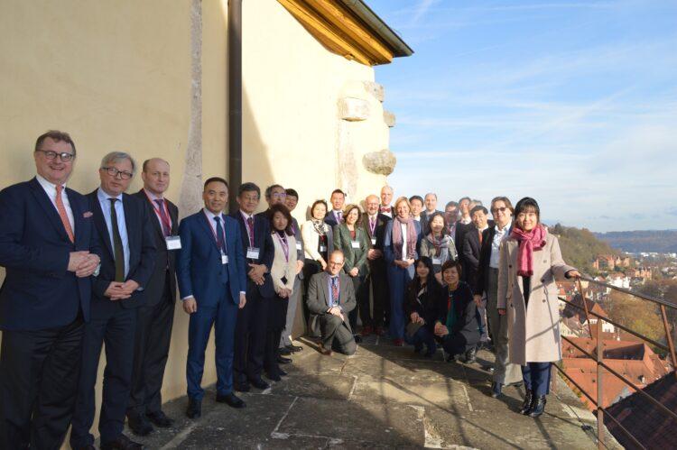 Participants of the Law Symposium (Nov. 26-28)